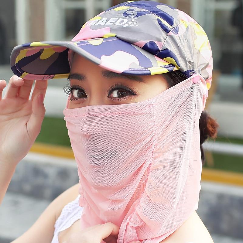 Summer Sun hat Fashion Style Woman Favorite Mesh Baseball Cap Casual hat