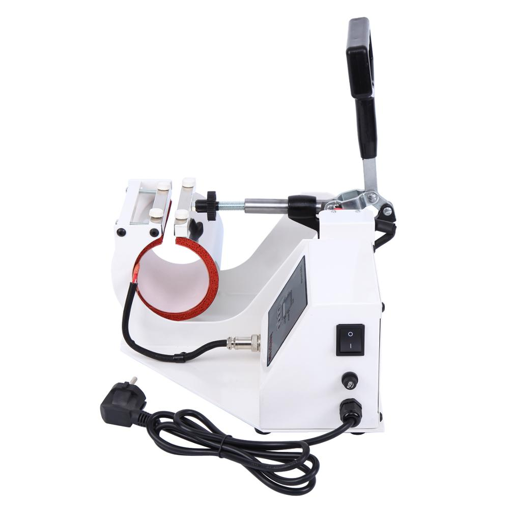 Automatische Mok Warmte Persmachine 11 Oz Gepersonaliseerde Mok Latte Sublimatie Transfer Printen Warmteoverdracht Machine - 4