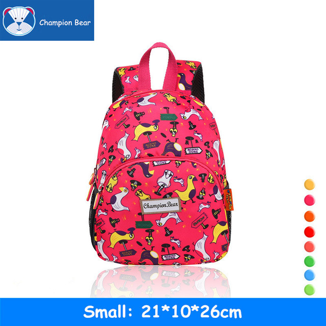 310138396b Aged 1-3-5 Toddler Kindergarten Baby Backpack Kids Bag Antilost Children  School Bags for Girls Strap Walker mochila escolar