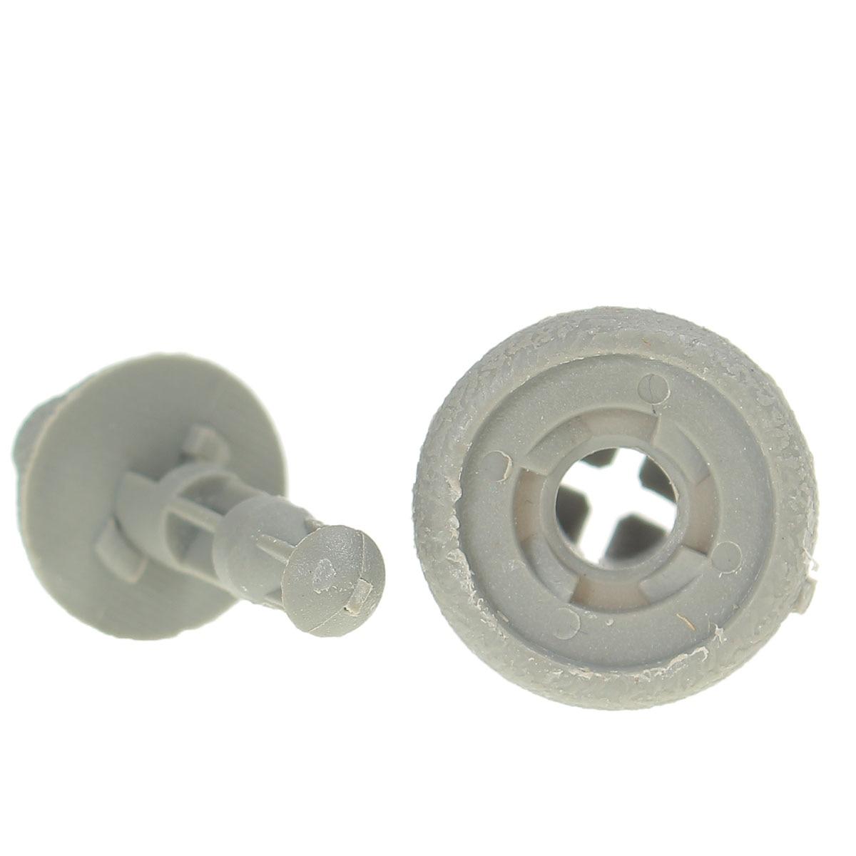 1 PZ Grigio Plastica Cappelliera End Clip Tipo Precoce Per Nissan Juke F15  799161KA3A in 1 PZ Grigio Plastica Cappelliera End Clip Tipo Precoce Per ... bee0dfd019fe