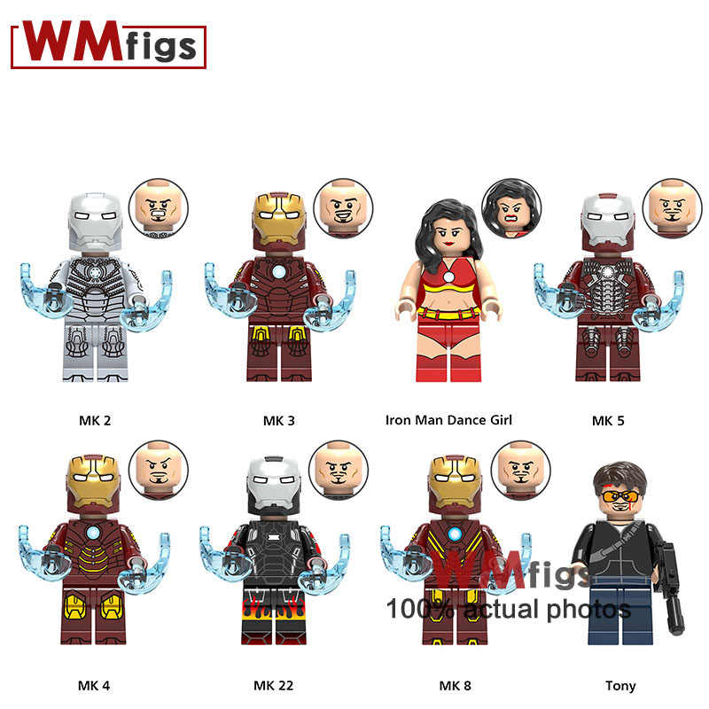 Detail Feedback Questions about Single Iron Man Legoingly
