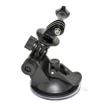 Car Suction Cup Mount Holder for SJCAM Car Mount Holder Tripod Mount Adapter For Accessories Xiaomi yi Camera(China)