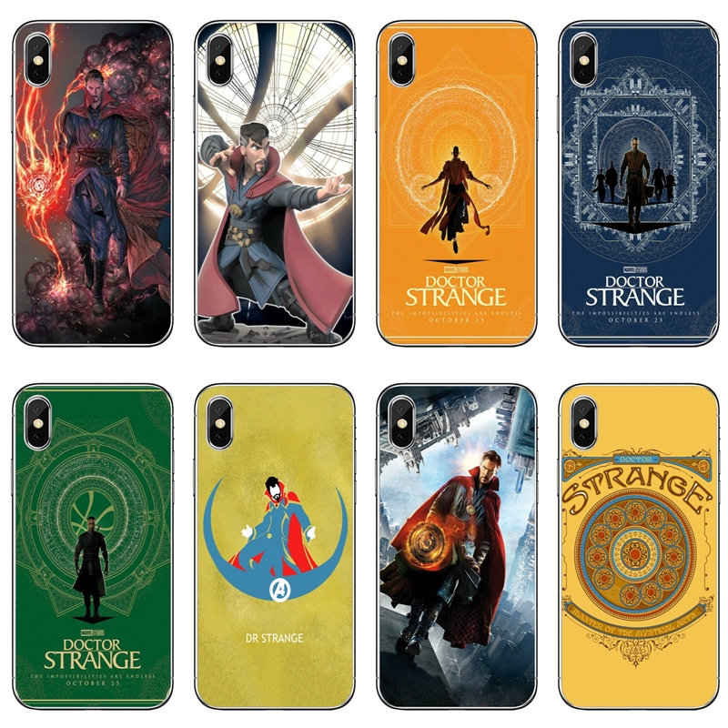 Phone Bags & Cases Cellphones & Telecommunications Genteel Marvel Comics Doctor Strange For Xiaomi Redmi S2 5 Plus 6a 4a 4x Note 6 Pro 5 5a 4 3 Pocophone F1 Soft Mobile Phone Cover Case