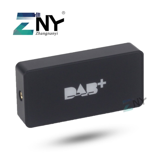 Universal DAB+ USB Dongle With Antenna For After Market Auto Player Android 5.1 6.0 7.1 8.0 DAB+ App Ready For Europe Australia