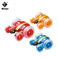 RC Mini Toys RC Car 2 4G Remote Control Cars 360 Degrees Flip Double Sided Running
