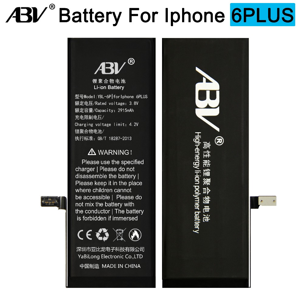 ABV Replacement-Battery IPhone6 6plus Apple Original For 6-Plus/iphone6plus-Battery