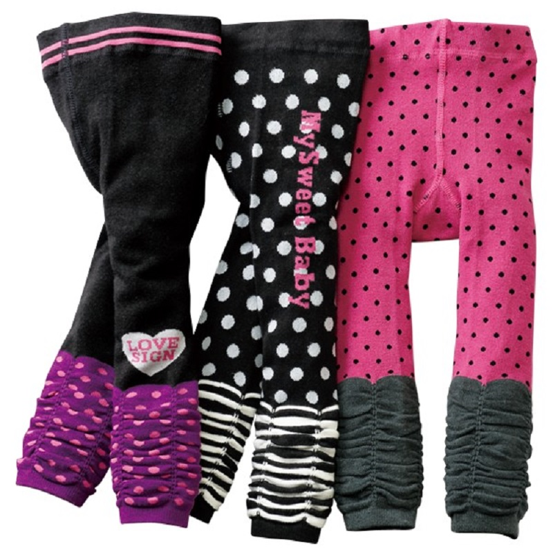 Fashion Baby Girls Leggings Boot Pants All for kids clothes and accessories Boys Pants Legging for Girls Jeans children clothing 5