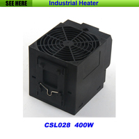 High Quality Dynamic Heating Up 400w Small Industrial Heater Semiconductor Fan Heater Ball Bearing Fan Heater