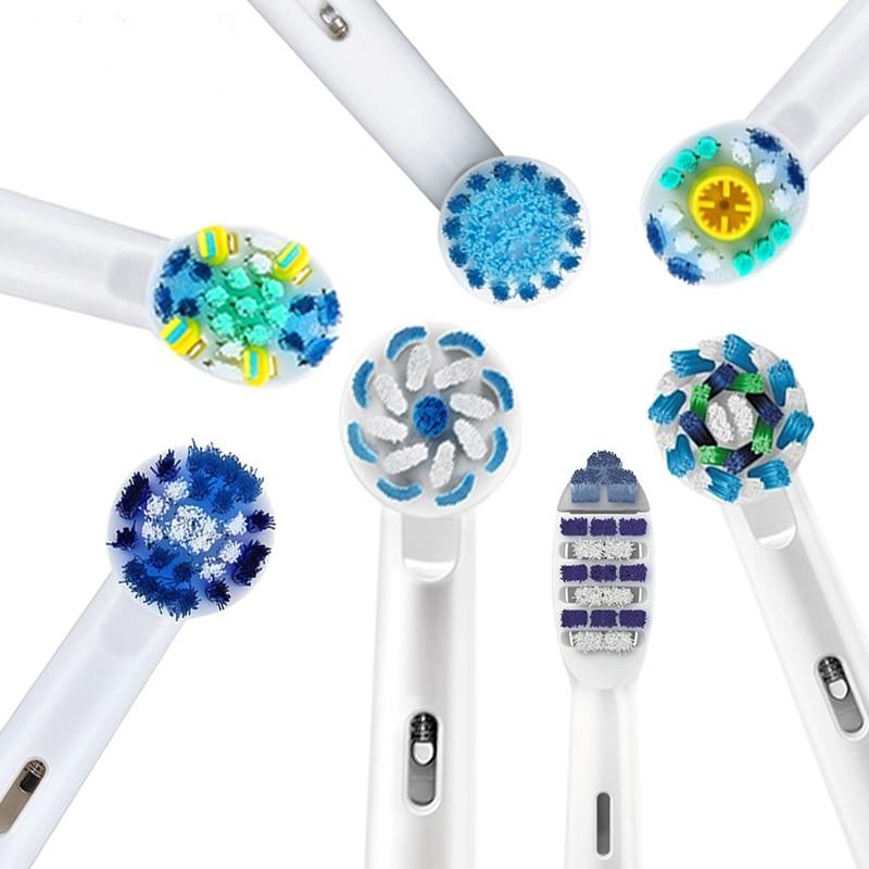 Hohe Qualität Ersatz Elektrische Zahnbürste Köpfe Für Oral B Elektrische Zahnbürste Köpfe