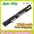 Apexway Аккумулятор Для Ноутбука Lenovo IdeaPad S500 Flex 14 14D 14 М 15 15D 15 М L12L4A01 L12L4K51 L12M4A01 L12M4E51 L12M4K51 L12S4A01