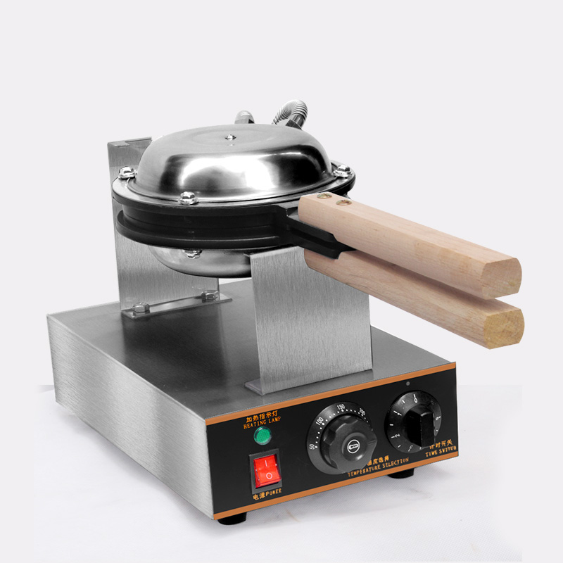 Free shipping Stainless steel 110V 220V Electric hong kong style egg waffle maker _ Eggettes_ QQ waffle maker free shipping commercial electric 110v 220v in stock hong kong egg waffle maker fast shipping by fedex