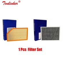 Cabin Air Filter Set For Volvo XC60 XC70 2.0T 2.4D 2.5T 3.2 AWD D3 D4 D5 T5 T6 Model 2007 2008-2015 2016-Today Oem 30767022