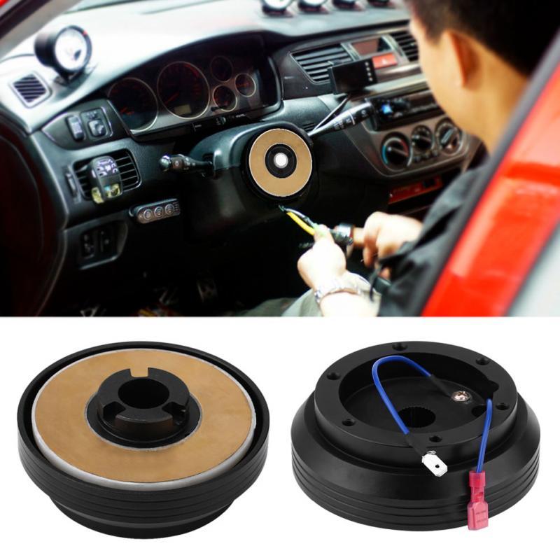Steering Wheel Hub Adapter Boss Kit for Mitsubishi Eclipse Galant Subaru