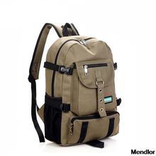 Новая мода дугообразный shouider ремень молнии Твердые Повседневная сумка мужской для школьников холщовый мешок дизайнер рюкзаки для мужчин