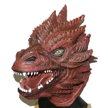 2019 High Quality New Arrival Top Eco-friendly Fierce Animal Mask For Halloween Cosplay Party