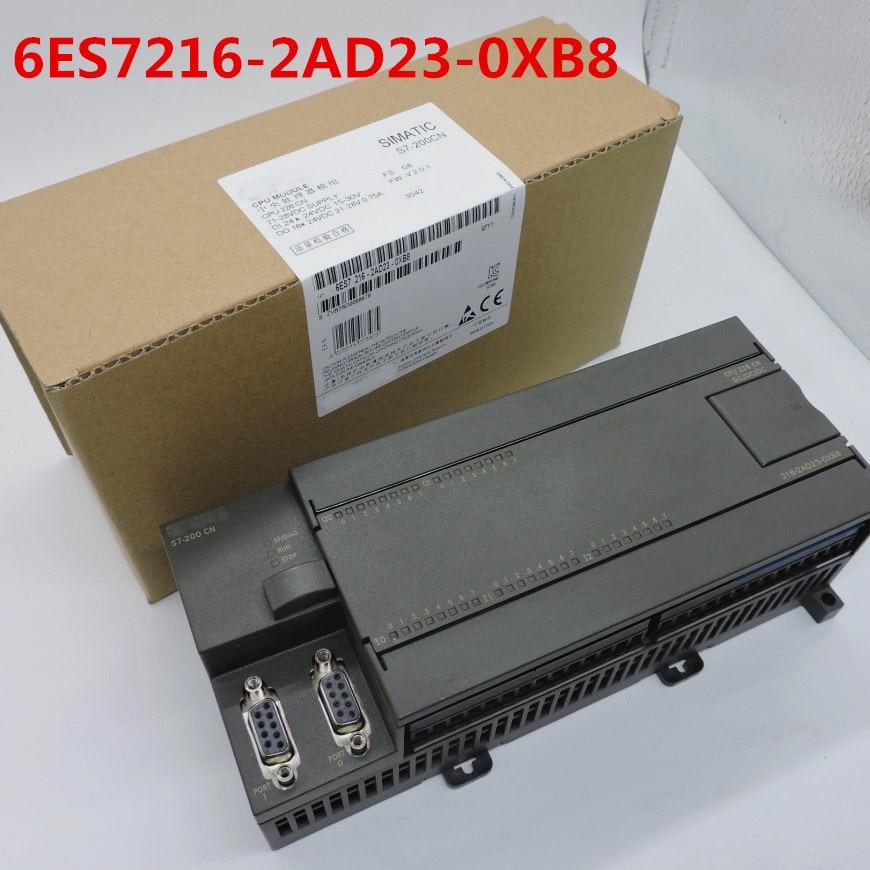 100 Originla New 2 years warranty 6ES7216 2AD23 0XB8