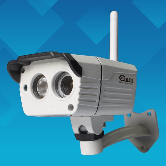 Big discount Bullet Ip Wifi Camera wireless camera 720p outdoor IP camera wifi onvif p2p IP camera bullet camera tube camera headset holder with varied size in diameter