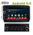 "Jasco 8 ""Quad Core Android 6.0 Coches Reproductor de DVD de Navegación GPS para Peugeot 208/2008 Auto 3G Bluetooth Radio RDS Audio Video estéreo"