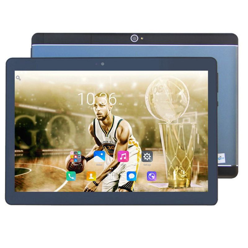 2019 New DHL Free 10 inch Tablet PC Octa Core 4GB RAM 64GB ROM Dual SIM Cards 3G 4G LTE Android 8.0 GPS Tablet PC 10 10.1 +Gifts