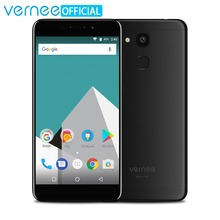 Vernee M5 MT6750 Восьмиядерный Android 7.0 мобильный телефон 4 г Оперативная память 32 г Встроенная память 5.2 дюймов 13MP 3300 мАч 4 г Dual SIM отпечатков пальцев Сенсор смартфон