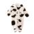 Outono Inverno Roupas de Bebê Coral Fleece Macacão Animais Roupas Romper a Roupa Do Bebê Tudo Para As Crianças Roupas E Acessórios