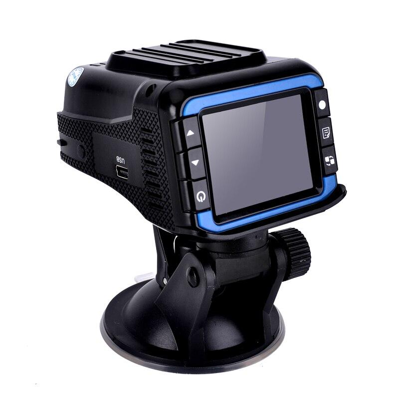 Best Sale Car Radar Detector 3 in1 DVR Camera 2.4