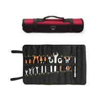 Chef Knife Tools Bag Roll Bag Carry Case Bag Kitchen Cooking Portable Durable Storage Oxford Cloth