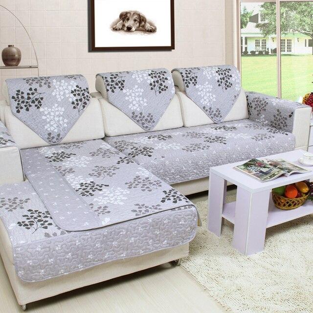 Copridivano divano componibile set slittamento della copertura ...