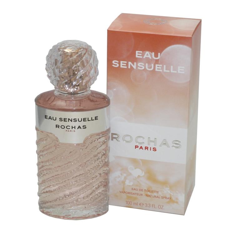 EAU SENSUELLE by Rochas for Women EAU DE TOILETTE SPRAY 3.3 oz / 100 ml elizabeth arden 17305480506 untold eau legere eau de toilette spray 100 ml