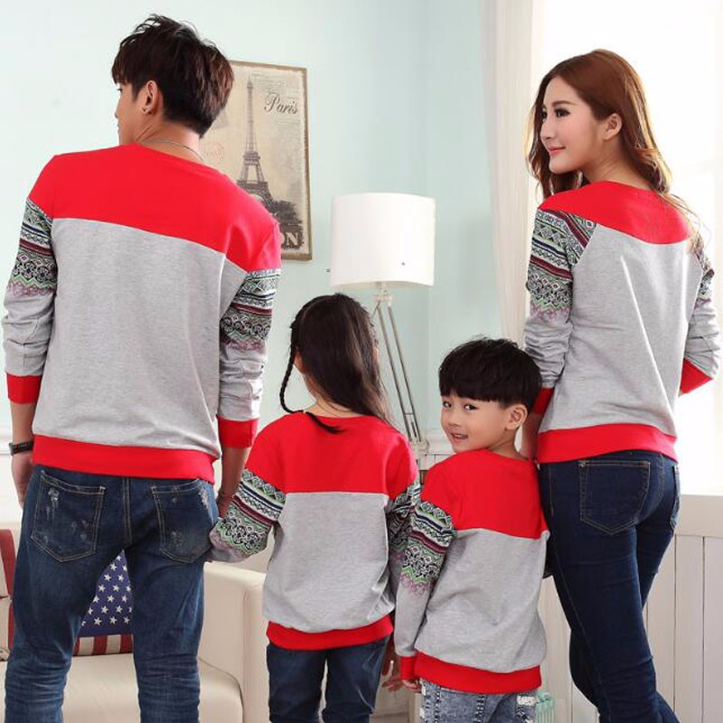 Family-Look-2016-Autumn-Family-Clothing-Long-Sleeve-Cotton-Mother-Daughter-Father-Baby-Girl-Boy-Clothes (1)