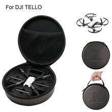 Для DJI Тельо Drone Водонепроницаемый Портативный мешок тело/Батарея Сумочка чехол сумка черный круговой модная сумка