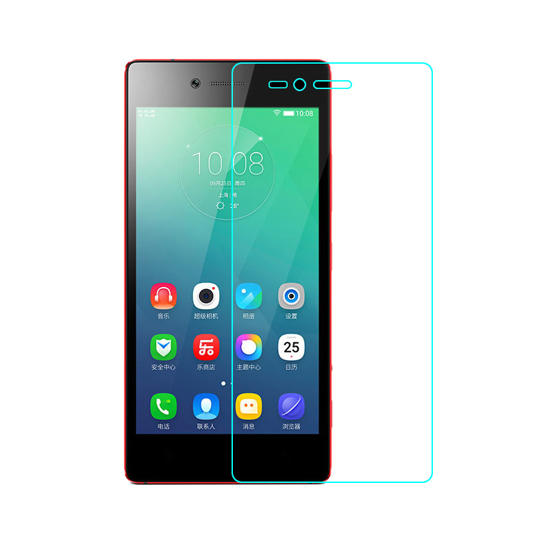 For Lenovo Vibe Shot Z90 Z90-7 Premium Tempered Glass Screen Protector Ultra Thin Clear Explosion-proof Protective Film