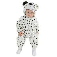 Unisex Baby Cute Animal Tiger Bunny Snowsuit Long Sleeve Newborn Baby Rompers Baby Costume Baby Clothing