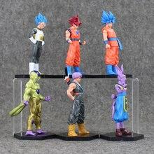 Dragon Ball Figures 6pcs/lot