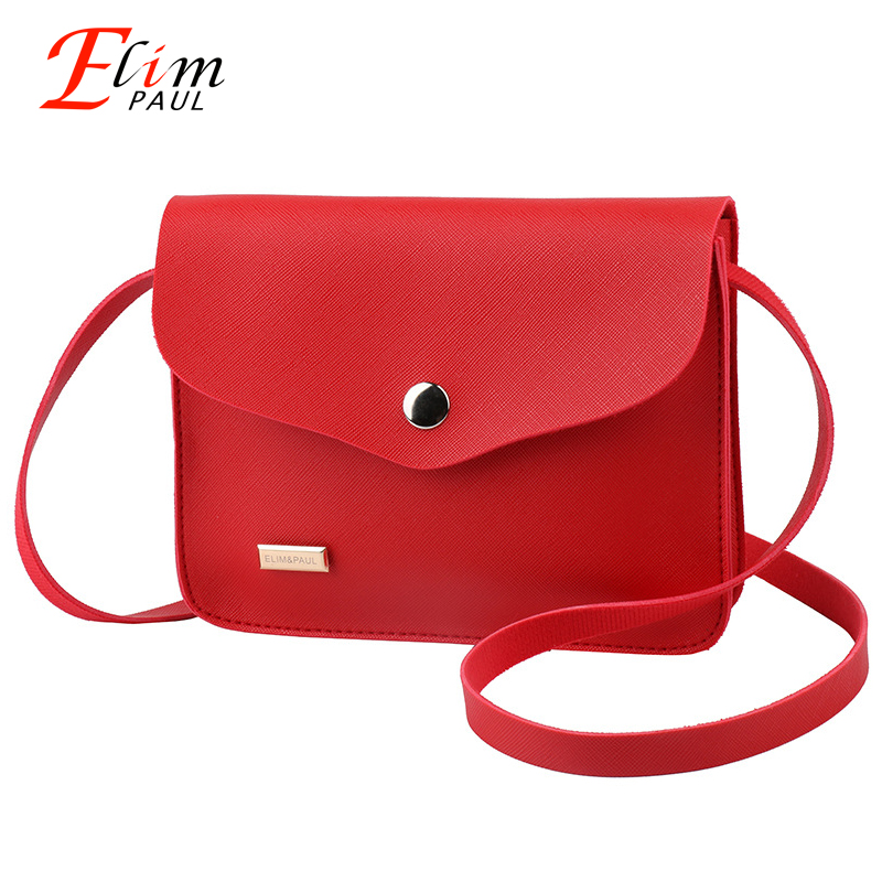 ELIM&PAUL Mini Crossbody Summer Small Bag Women Brand Famous Shoulder Messenger Bags Bolsa Feminina Female Handbags Bolsos Mujer