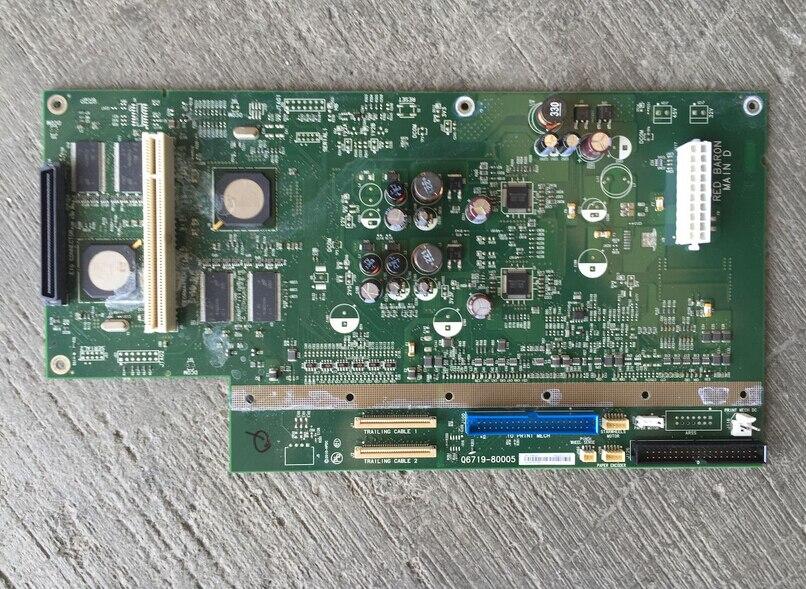 MAIN BOARD Q6719 Q6719-80005 FOR HP DESIGNJET PRINTER Z3200 FORMATTER BOARD
