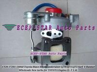 Бесплатная доставка CT20 17201 54060 Turbo Турбокомпрессор Для TOYOTA Здравствуйте ACE 95 98 Здравствуйте LUX 97 98 LANDCRUISER 90 96 Surf 4 бегун 2L T 2LT 2.4L