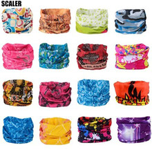 30pcs/lot Outdoors Seamless Bandana Anti-UV Sport Cycling Ski Bandana Ride Face Mask Magic Scarf Hiking Camping Headband SPF(China)