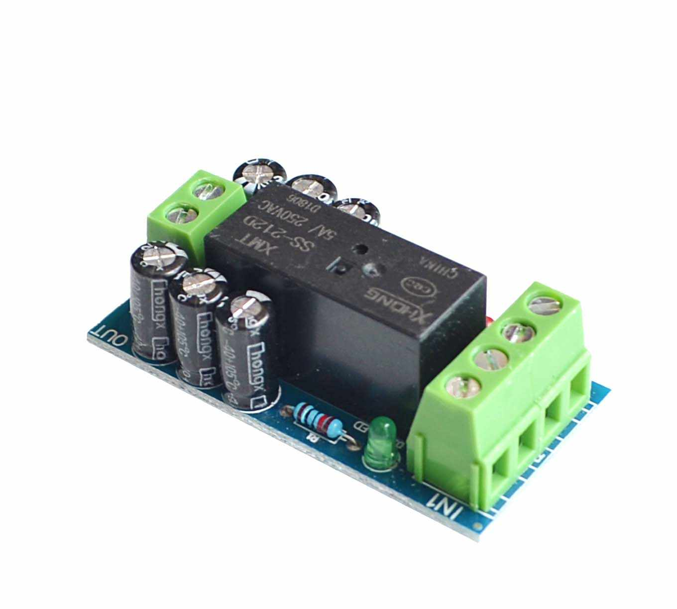 12V 150W 12A Backup Batterie Schalt Modul high power Board Automatische schalt batterie power XH-M350