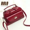БОЛО бренд! 2015 весна женская мода ретро сумка Сумка сумка доктора выбор многоцветный