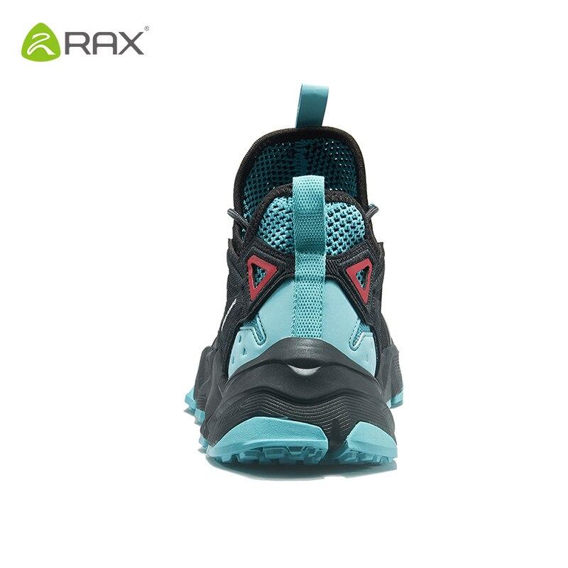 Rax hommes chaussures de course respirant Sports de plein air baskets hommes maille athlétique formateurs amorti baskets de gymnastique Zapatillas Hombre - 4