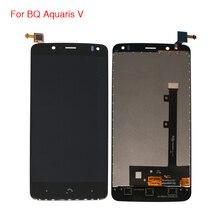 Для BQ Aquaris V Lite ЖК-дисплей Дисплей Сенсорный экран планшета Ассамблеи для BQ Aquaris U2 U2 Lite осыпи ЖК-дисплей для телефона Запчасти