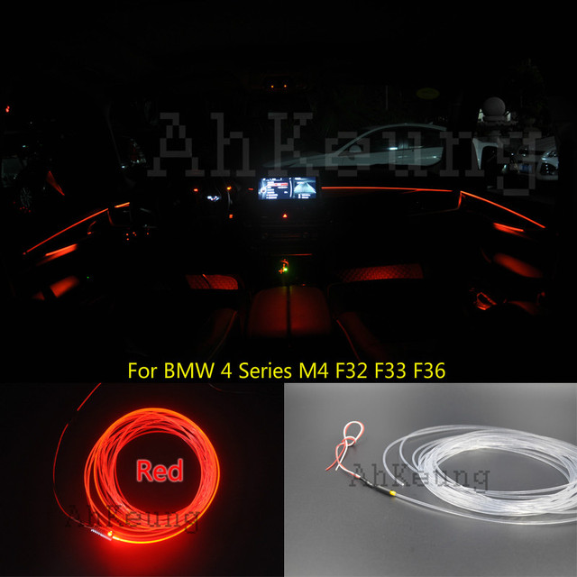 For Bmw 4 Series M4 F32 F33 F36 Car Interior Ambient Light Panel
