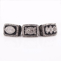 Big Supplier Oakland Raiders 1980 Replica Of Ring Of Champions Sports Circle Collections Holiday Gifts