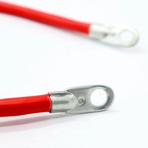 Image 4 - 1 шт. аккумулятор банк провод кабель инвертора, кабель заземления для лодки Rv Car Golf Cart применение проводки 100A 16 квадрат/5 AWG