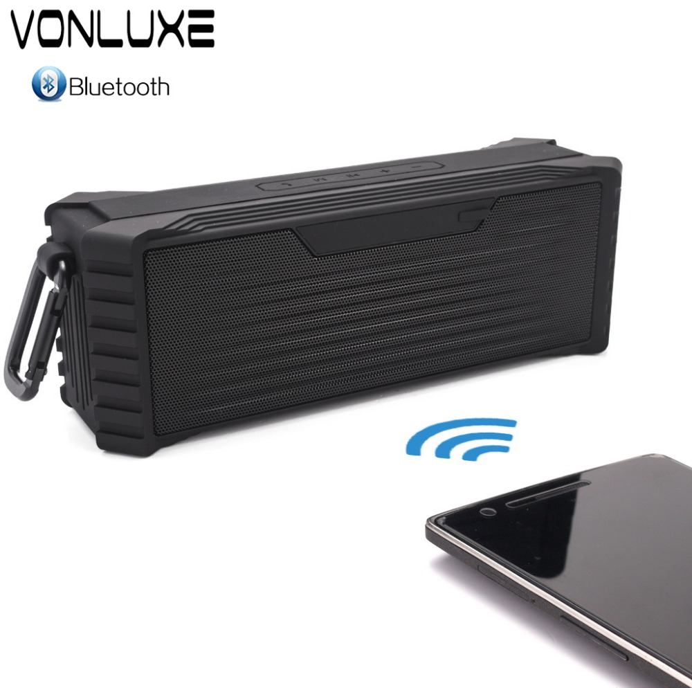 ФОТО Mini Bluetooth Speaker Portable Wireless Speaker With Bag Bluetooth Audio Receiver Sound System 3D Stereo Music Surround Speaker