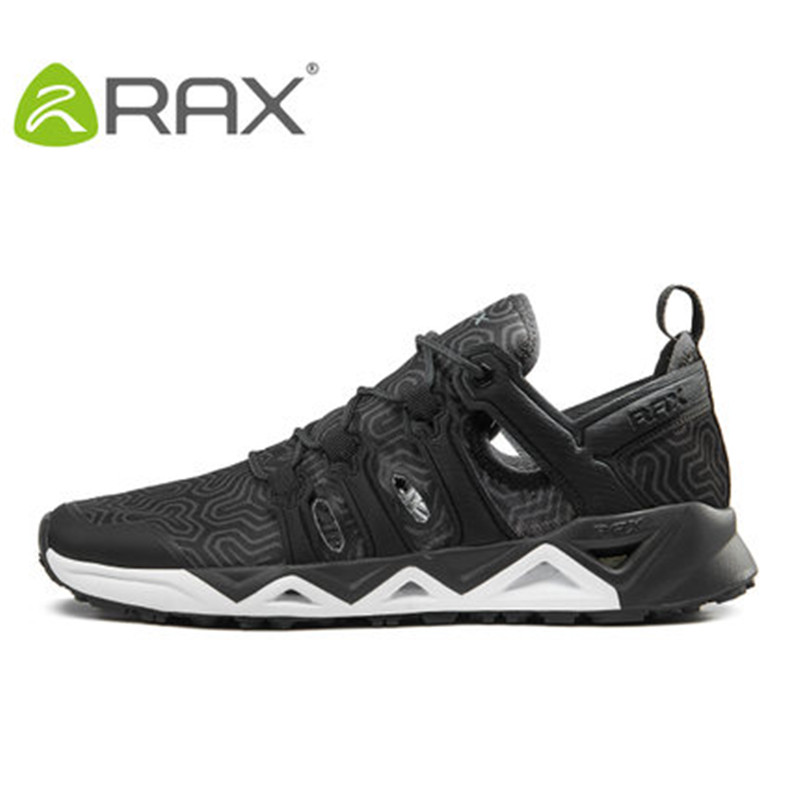 2017 new rax spring and summer trace shoes men interference water breathable non slip hiking shoes mesh shock absorber insoles