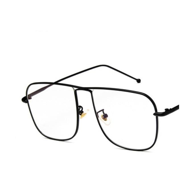 896732f488 Anewish Fashion Style Retro Cat Eyewear Frames black oversized Eyeglasses  women and men Computer Glasses Frame