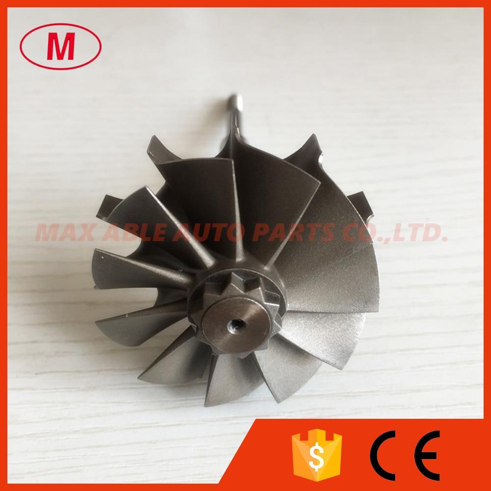 CT16V 17201 OL040 17201 0L040 Turbine wheel turbo wheel turbine shaft wheel For Landcruiser HI LUX
