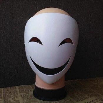 Аниме маска Черная пуля